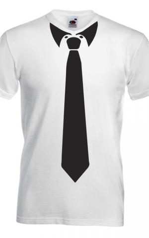 Nyakkendős póló
