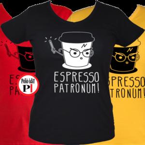 Harry Potter pólók - Póló Idő - Egyedi pólók webáruháza