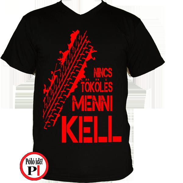 Nincs tökölés - kamionos póló - Póló Idő - Egyedi pólók webáruháza 5963e3a68f