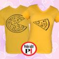 pizza páros pólók citrom