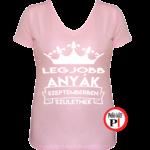 szülinapi póló szeptemberben pink