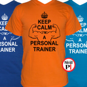 edző póló personal training