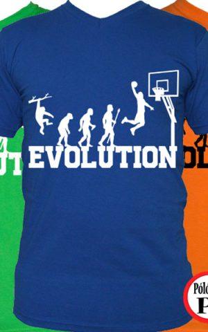 kosárlabda póló evolúció
