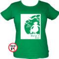 bff póló cuki 1 zöld
