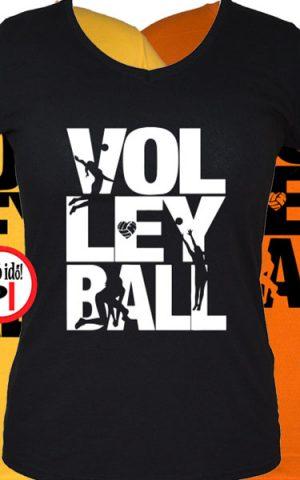 röplabdás póló volleyball