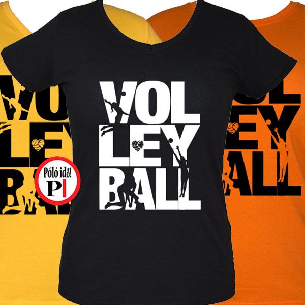 c386dc211f röplabdás volleyball - Pólóidő - Egyedi pólók webáruháza
