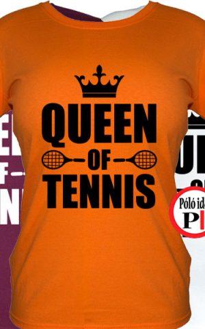 teniszpóló queen