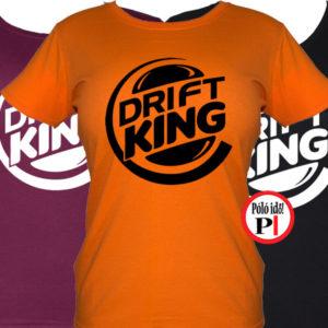 drift king női póló