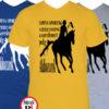 lovas póló szerelem férfi