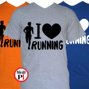 futópóló férfi i love running
