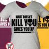 kill you xp női gamer póló