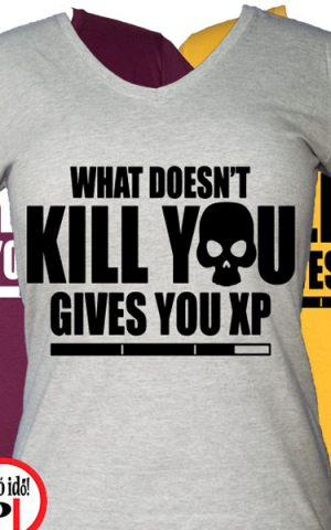 kill you xp női gamer póló