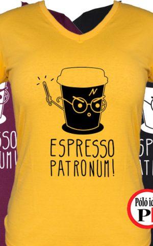 Espresso Patronum Harry Potter póló női