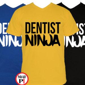 fogorvos póló ninja