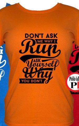 futó póló kérdezd női