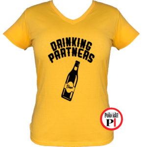 ivós póló partner női citorm