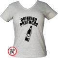 ivós póló partner női szürke