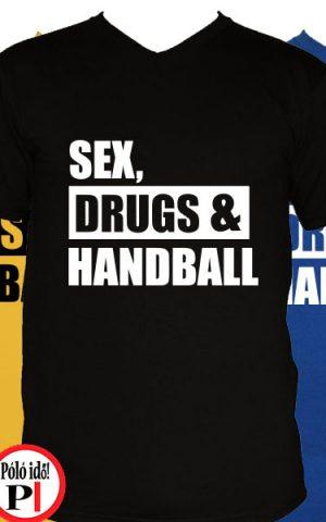 kézilabdás póló szex drog