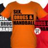 kézilabdás póló szex drog női