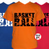 kosárlabda póló ugorj