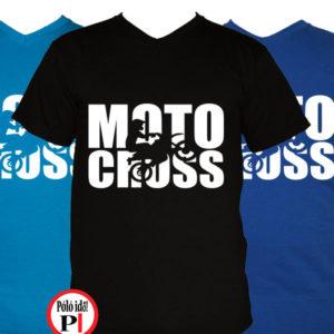 motor póló motocross