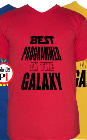 programozó póló star wars