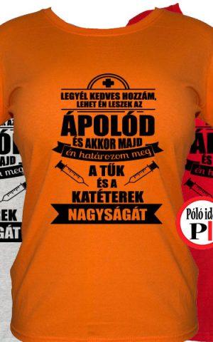 943cb14e9e Szakmás pólók - Pólóidő - Egyedi pólók webáruháza