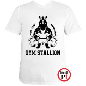 edző póló nem az átlagos fehér
