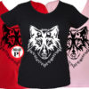 farkas póló alfa női