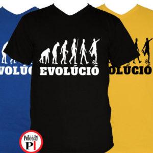 foci póló evolúció