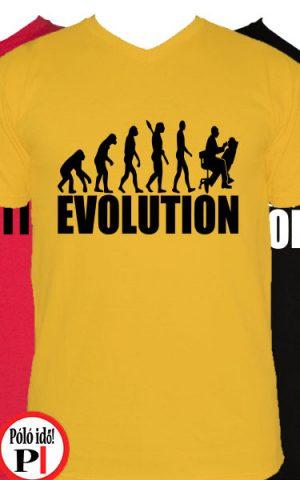 fogorvos póló evolúció