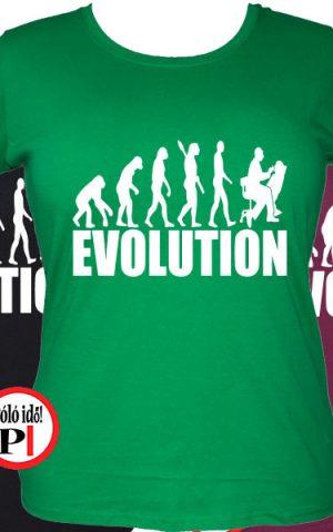 fogorvos póló evolúció női