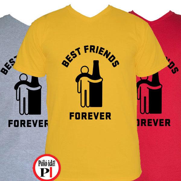 páros póló alkoholista barátok