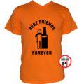 páros póló alkoholista barátok narancs