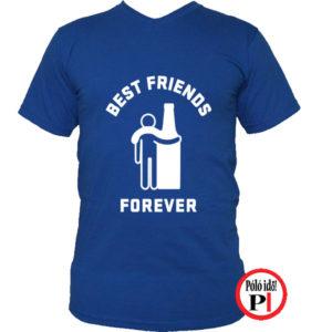 páros póló alkoholista barátok kék