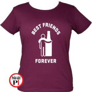 Női Alkoholista Barátok Póló
