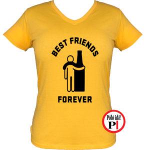 páros póló alkoholista barátok női citrom