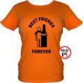 páros póló alkoholista barátok női narancs
