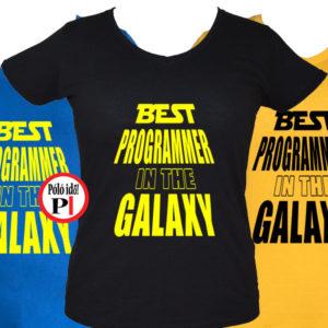 programozó póló star wars női