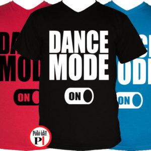 tánc póló on