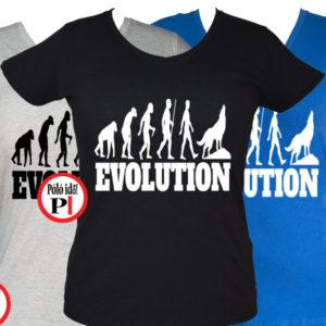 állat póló farkas evolúció