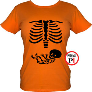 43129f3654 Csont Kismama póló - Pólóidő - Egyedi pólók