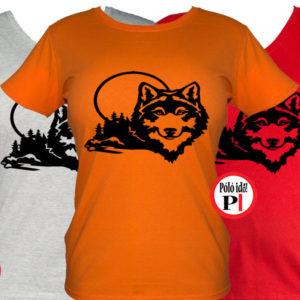 farkas póló négy női