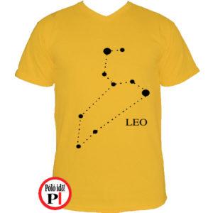 horoszkóp póló leo citrom