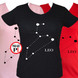 horoszkóp póló leo női
