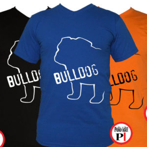 kutya póló bulldog
