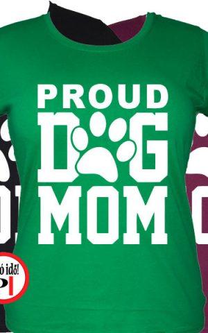 kutya póló büszke anya