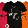 kutya póló french bulldog