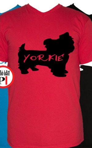 kutya póló yorkie