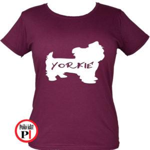 Női Yorkie Póló